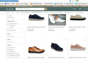 Trik Memeriksa Kualitas Sepatu Sneakers yang Pasti Original