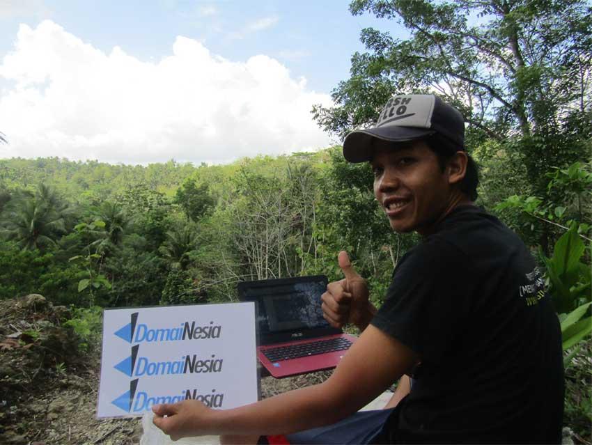 Merdeka di Era Digital Di Daerah Pelosok dengan Blog dan Domainesia
