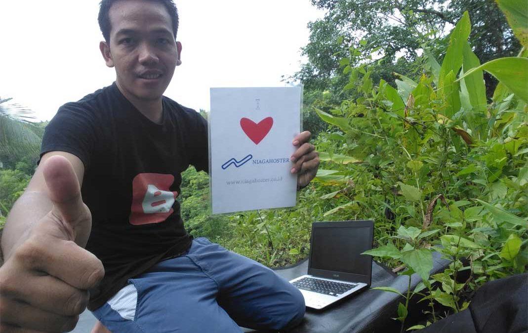Menjawab Tantangan Revolusi Industri 4.0 dari Desa melalui Blog dan Niagahoster