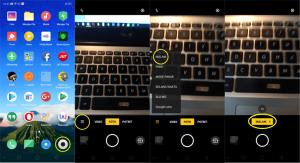 Cara menggunakan kamera ultra night mode pada Oppo F11