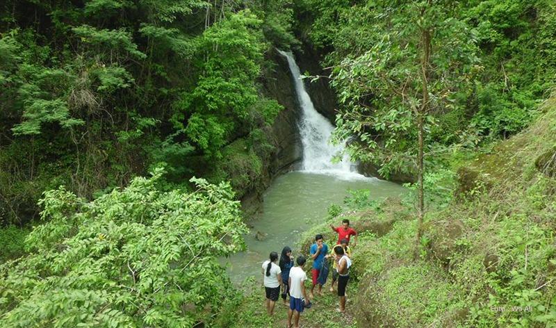 Curug Silangit, Wisata Alam Tersembunyi di Sidoagung, Sruweng, Kebumen