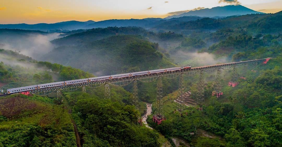 Jalur KA Argo Parahyangan