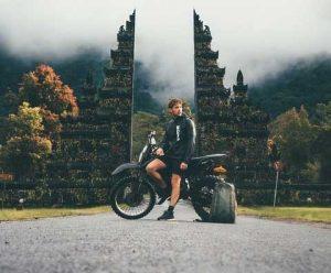 Solo travelling ke Bali