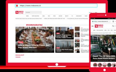 Review Indozone.id sebagai Website Millenial & Gen-Z Anti Hoax beserta Plus Minusnya