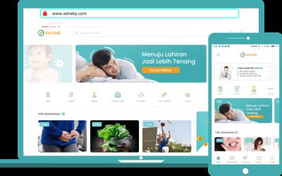 11 Kemudahan Mencari Info Kesehatan di sehatQ.com – Website Kesehatan Terpercaya dan Anti Hoax