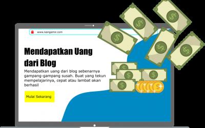 Untuk Orang Awam, Blogger Awam dan Pemula – Ini Lho Analogi dan Konsep Termudah Cari Uang Lewat Blog dari Nol sampai Menghasilkan