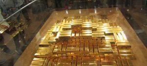 Emas batangan museum bank indonesia