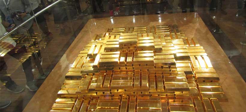 Melihat Langsung Gunungan Emas Hingga Uang Kuno di Museum Bank Indonesia Jakarta