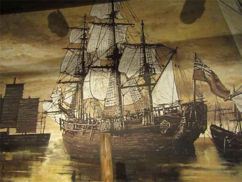 Kapal-Pinisi-Penjajahan-Belanda