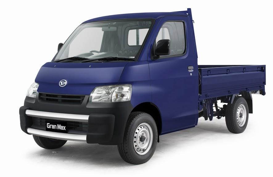 Spesifikasi Daihatsu Gran Max PU, Mobil Pikap dengan Harga Terjangkau