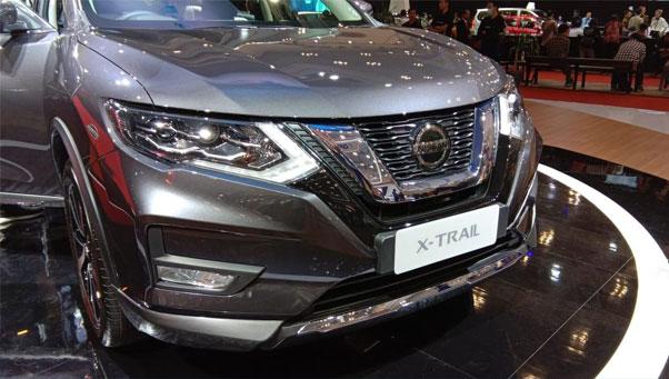 Tekhnologi Nissan X-Trail 2020