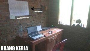Pentingnya ruang kerja bagi freelancer