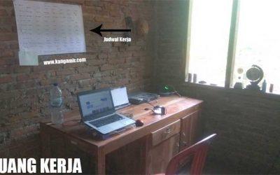 3 Manfaat Memiliki Ruang Kerja (Kantor) Sendiri Bagi Freelancer