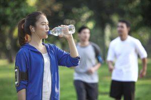 Aqua air minum terbaik di dunia