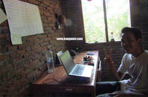 Freelancer Blogger Kangamir Amir Mahmud Kebumen