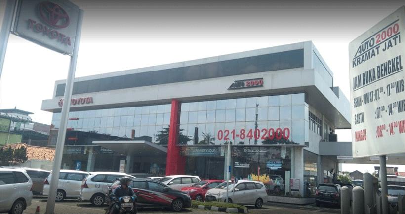 Alasan Memilih Dealer Auto 2000 Kramat Jati Ketika Membeli Mobil