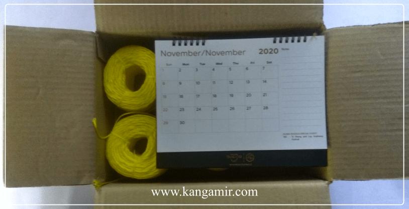Desain Kalender Olshopmu Sekarang & Taruh di Paketan Sebagai Promosi Menjelang Tahun Baru! Begini Caranya