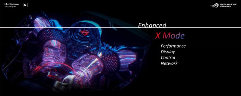 X Mode ROG Phone 3