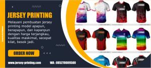 Tips memilih jersey printing