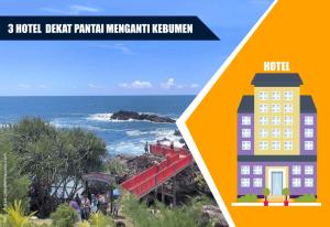 3 hotel dekat pantai menganti kebumen