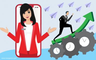 Beragam Fitur Tanya Veronika Asisten Virtual Telkomsel Ini akan Berikan Banyak Keuntungan untuk Produktifkan Harimu