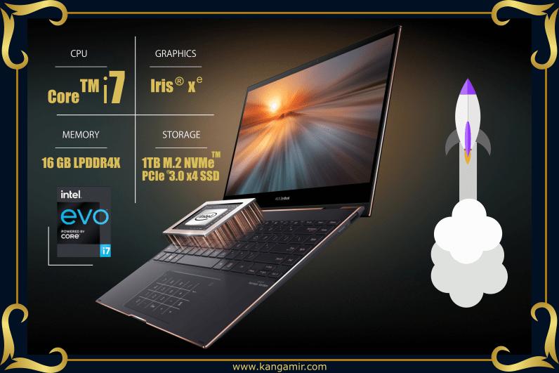 Performa ASUS ZenBook Flip S (UX371)