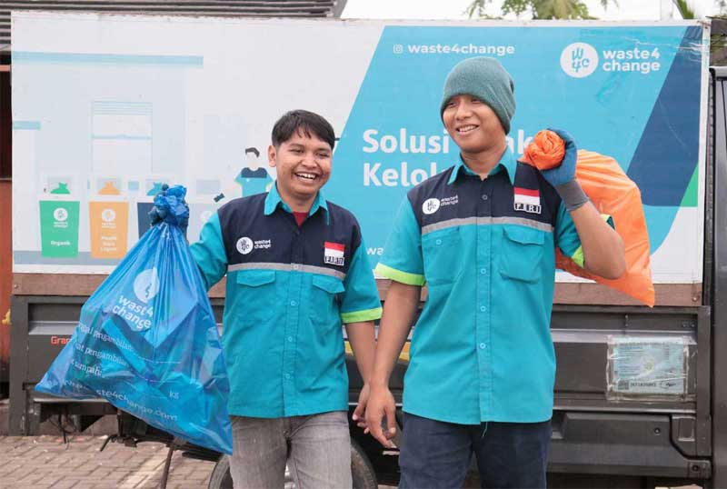 Responsible Waste Management Waste4change
