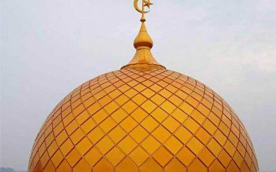 5 Tips Memilih Penjual Kubah Masjid Berkualitas Agar Hasil Memuaskan