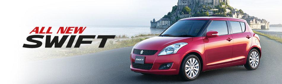 5 Fitur Unggulan Suzuki All New Swift yang Jadi SUV Terbaik