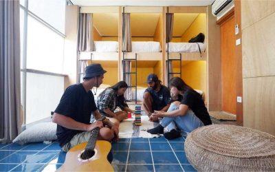 5 Alasan Millenial Harus Nginep di Hostel saat Travelling! Hematnya Pol, Bahkan di Luar Negeri Sekalipun