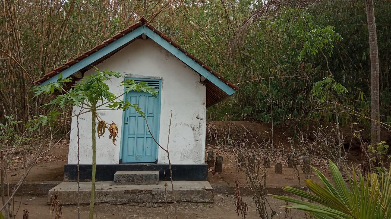 Makam Satidharma Tokoh Sejarah Berdirinya Desa Sidoagung Sruweng