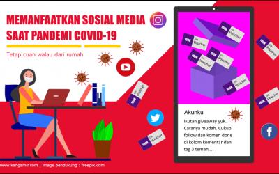 9 Cerita Menarik Pemanfaatan Sosial Media saat Pandemi! Nomor 8 Sangat Inspiratif