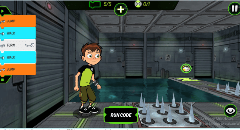 game-edukasi-untuk-anak-Ben-10-Omnicode